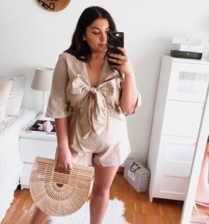 Another Moment Playsuit